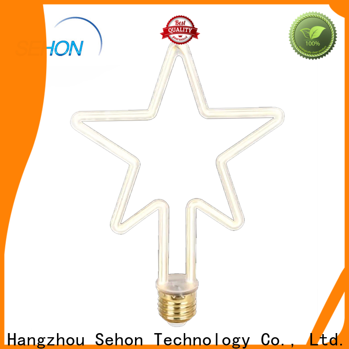 Sehon High-quality the original vintage style bulb led Suppliers used in living rooms