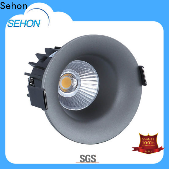 Custom 13 watt led downlight for business used in ceilings and walls