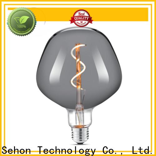 Sehon retro style light bulbs company for home decoration