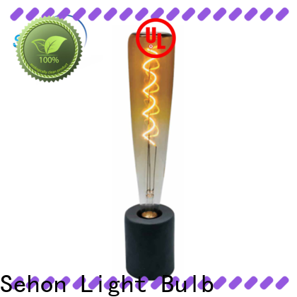 Sehon High-quality e27 led edison bulb Suppliers used in bedrooms