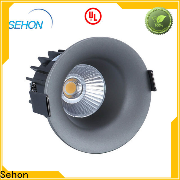 Sehon Latest down lights price for business for hotel lighting