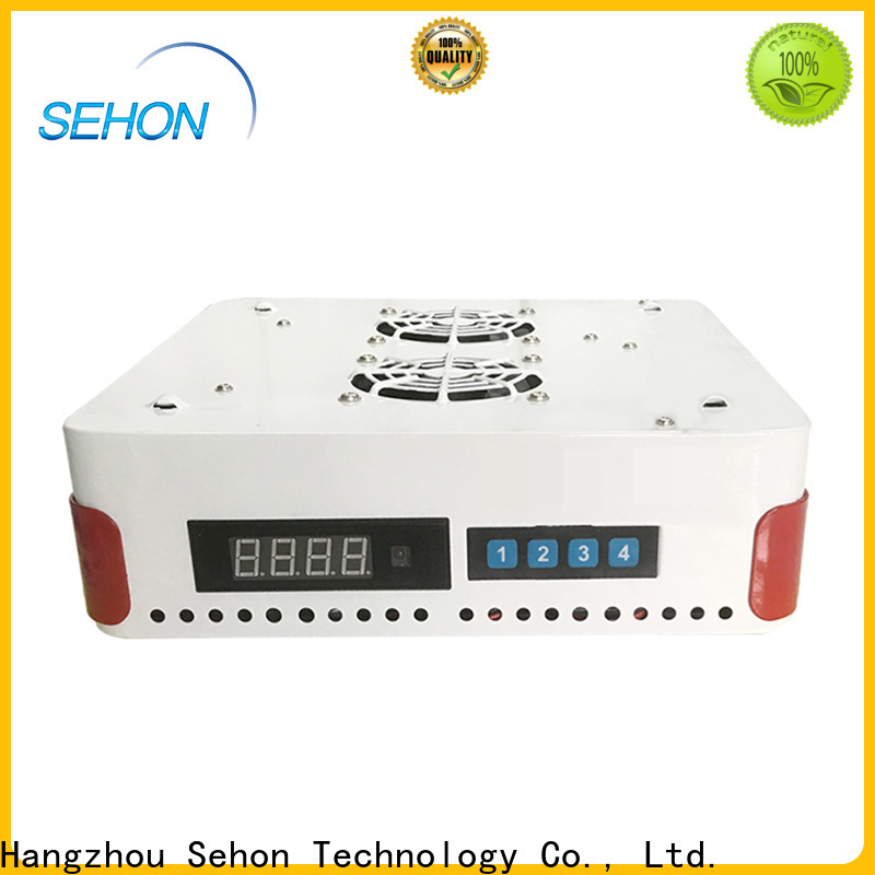 Sehon led lights for gardening company used in plant laboratories