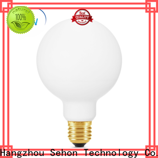 Sehon best led filament bulbs manufacturers used in living rooms