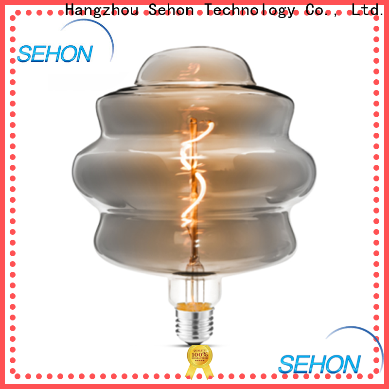 High-quality philips led edison bulb factory for home decoration