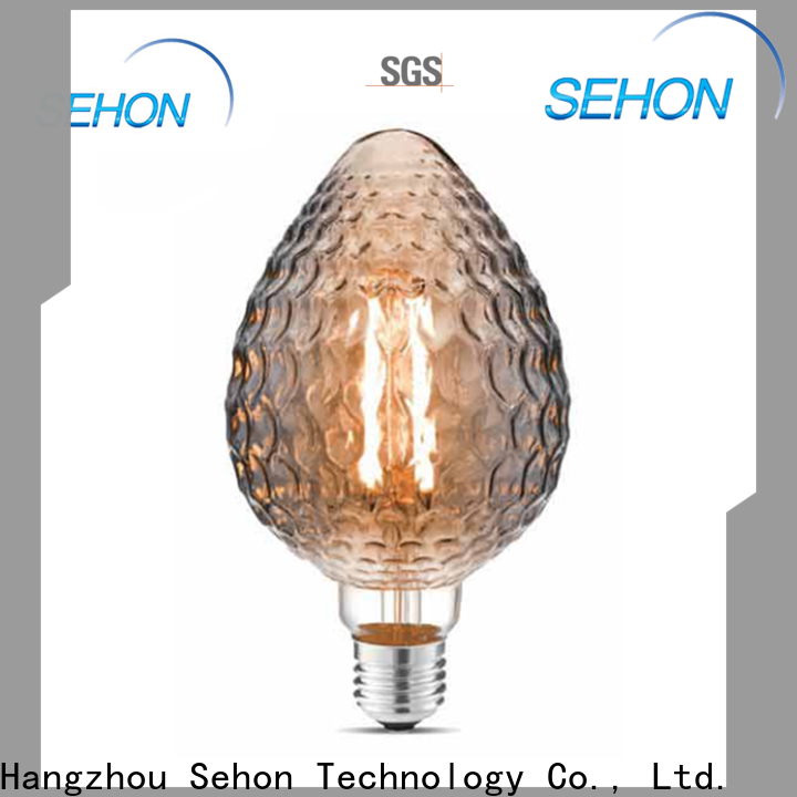 Sehon vintage filament lamp factory used in living rooms