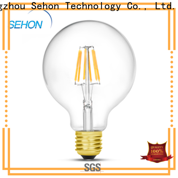 Sehon Top a filament bulb factory used in living rooms