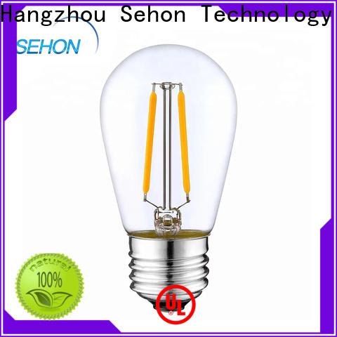Sehon New filament globe company used in living rooms