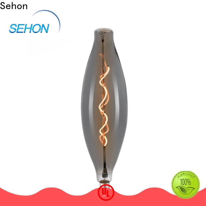 Sehon cheap filament bulbs factory for home decoration