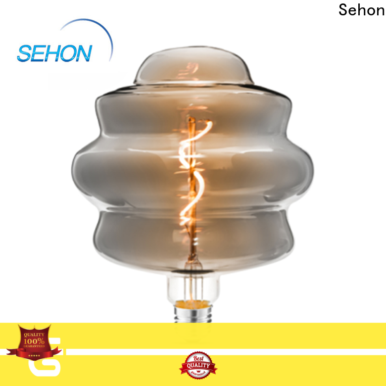 Sehon vintage filament light bulb Suppliers used in bedrooms