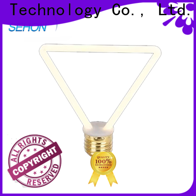 Sehon edison filament globe manufacturers used in bedrooms