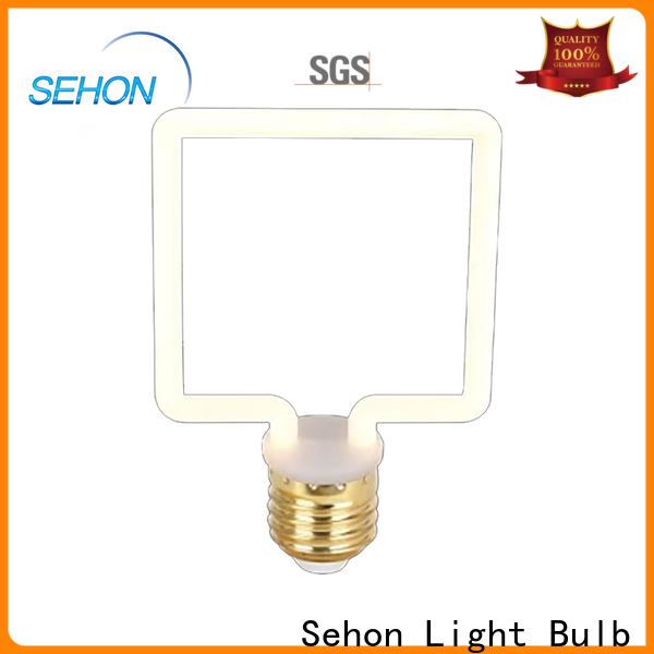 Sehon Top best led filament bulbs manufacturers used in living rooms