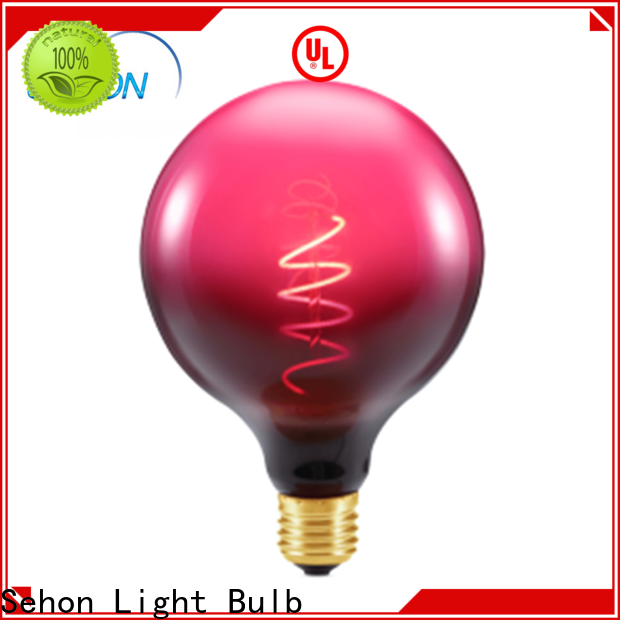 Sehon bright edison style bulbs manufacturers used in bedrooms