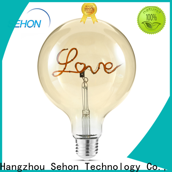 Sehon New antique led bulbs for business for home decoration