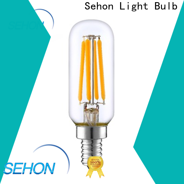 Custom 100 watt led edison bulb company used in bathrooms