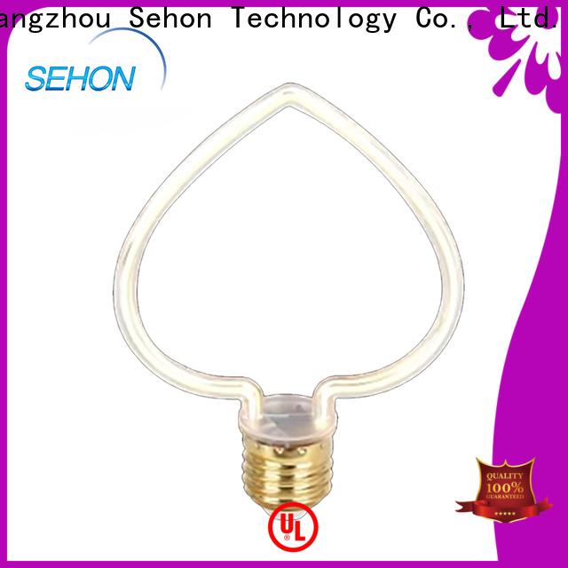 Sehon low watt edison bulb Supply used in bedrooms