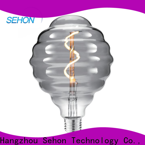 Sehon filament type led bulb Suppliers used in living rooms