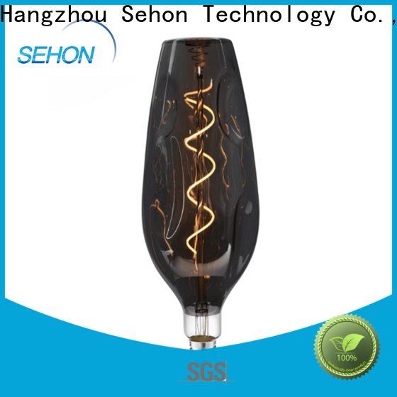 Sehon open filament bulb manufacturers for home decoration