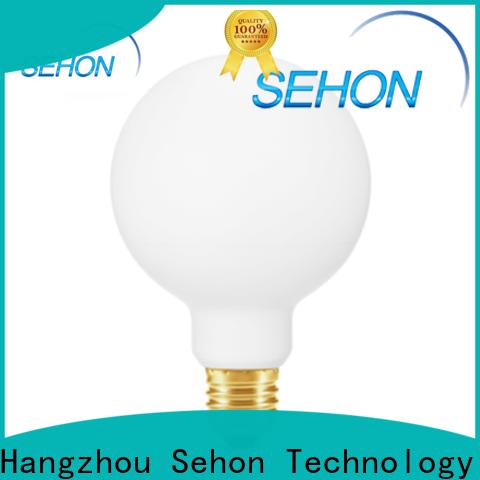 Sehon Wholesale low watt edison bulb Supply for home decoration