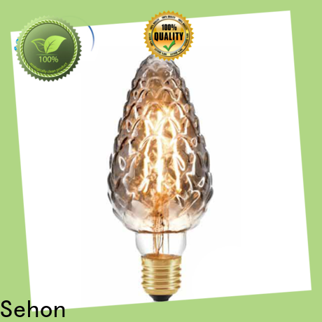 Sehon Latest light bulbs with cool filaments Suppliers used in bedrooms