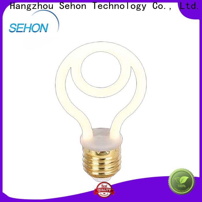 Sehon Custom antique led bulbs for business used in bathrooms