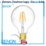 Sehon led filament globe company used in bedrooms