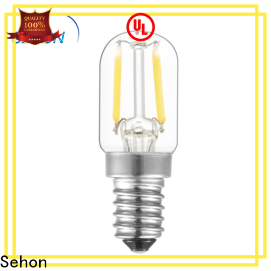 Sehon Top led bulbs that look like incandescent manufacturers used in living rooms
