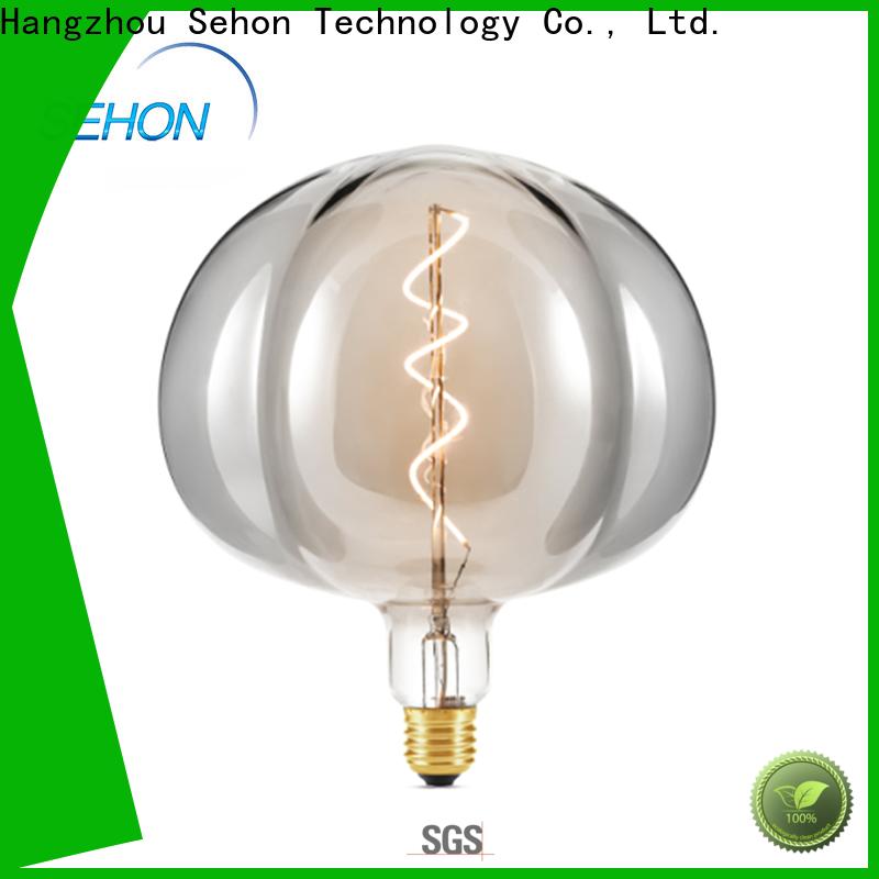 Sehon edison retro light bulbs Supply used in living rooms