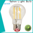 New small edison led bulb Supply used in living rooms