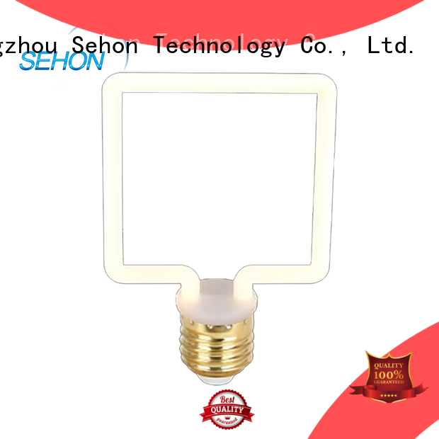 Sehon energy efficient edison bulbs Suppliers used in living rooms