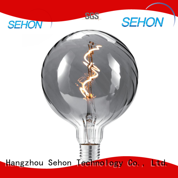Sehon Latest e12 led filament bulb Suppliers used in bedrooms