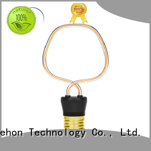 Sehon led filament globe Supply used in bathrooms