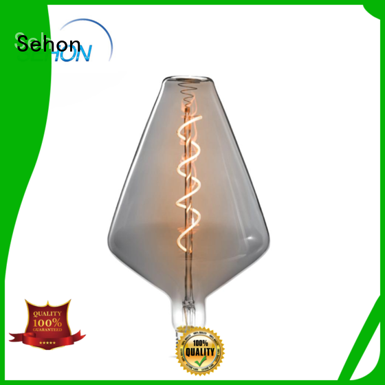 Sehon red led bulb company used in bathrooms