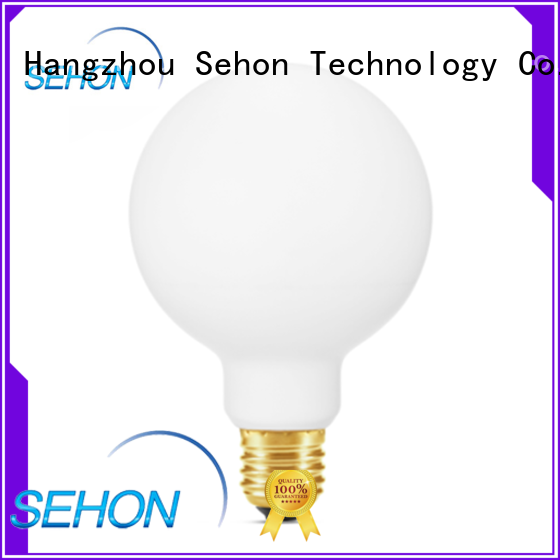 Sehon Custom 12v led filament bulb company used in living rooms