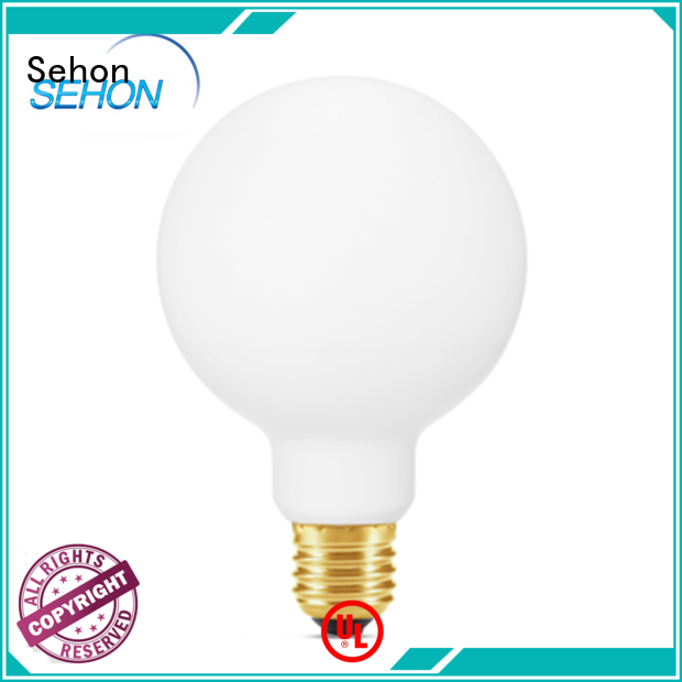 Sehon Custom vintage led edison bulb factory for home decoration