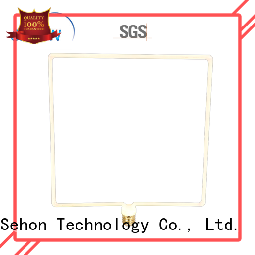 Sehon edison lamp led factory used in bedrooms