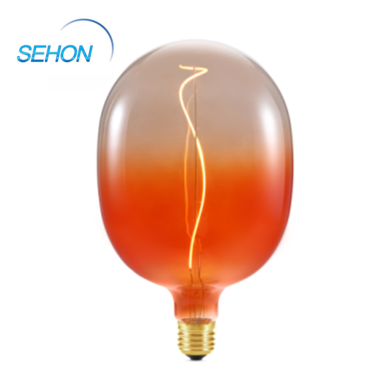 Colored Clear Led Bulbs T180B Sehon