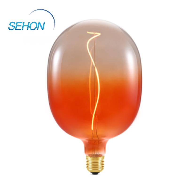 Colored Clear Led Bulbs T180B Sehon