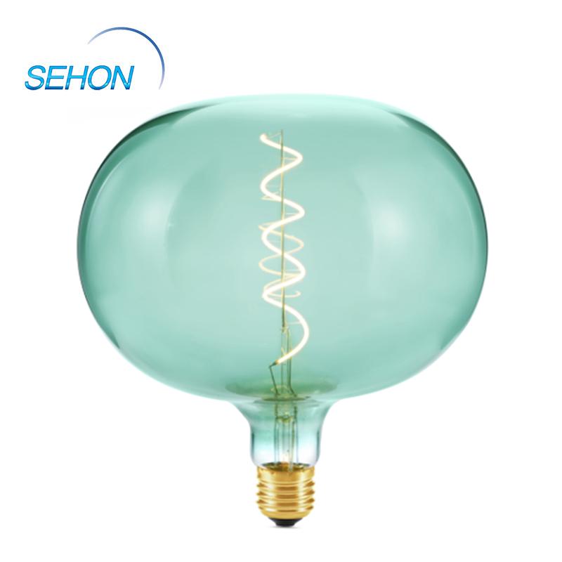 Colour Led Bulb Glass Pendant Lights G220A