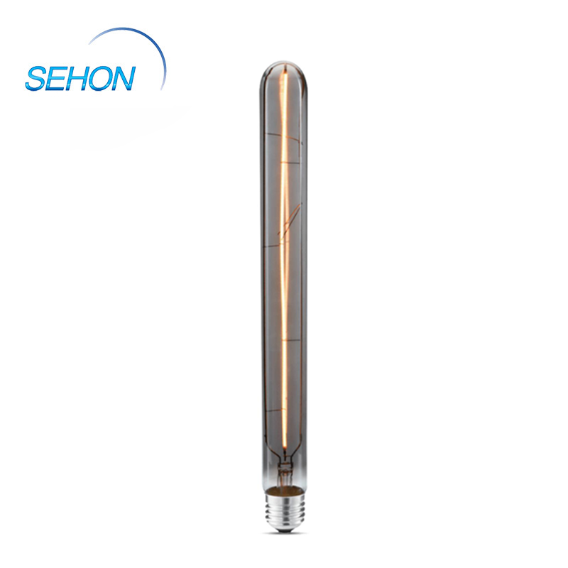 Long Tube Edison Led T30 Dimmable Clear/Smoked/Amber Glass