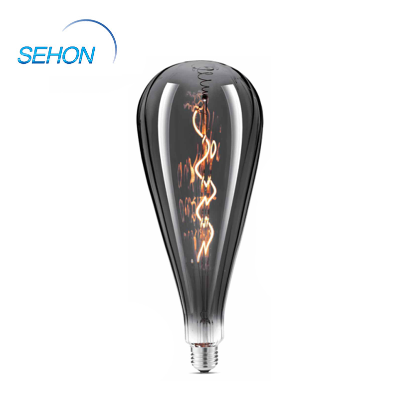 Sehon long filament light bulb Supply used in living rooms-2