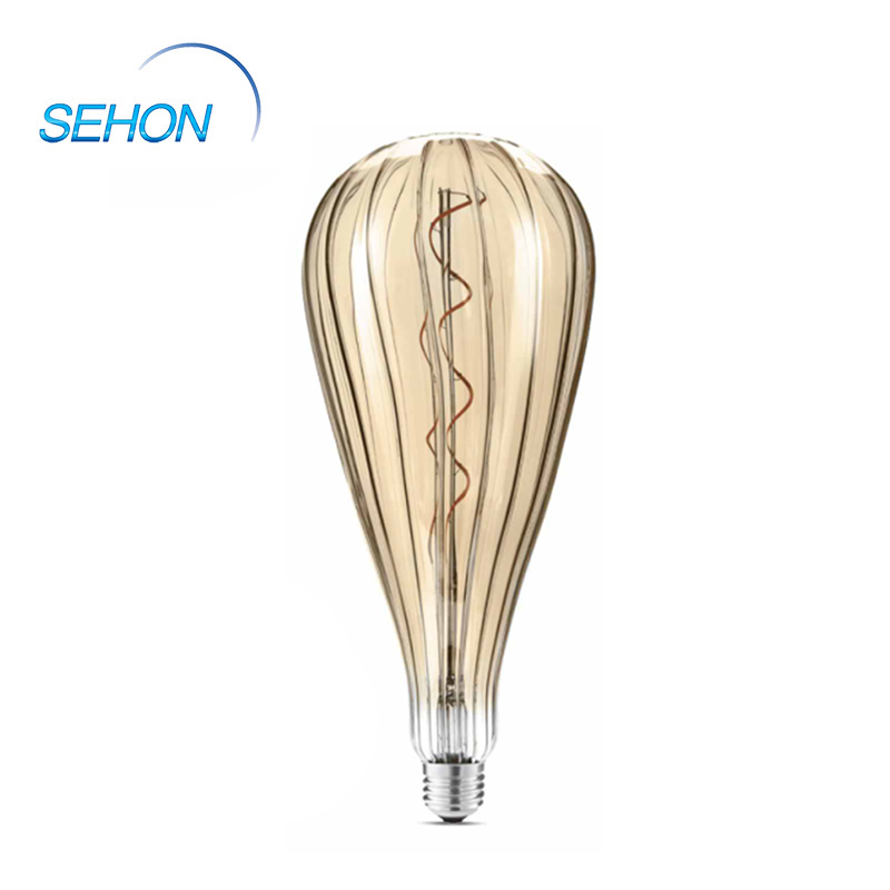Sehon long filament light bulb Supply used in living rooms-1