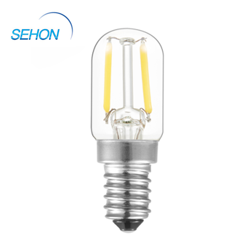 Smart Led Light Bulbs Vintage Glass Warm White Light T20