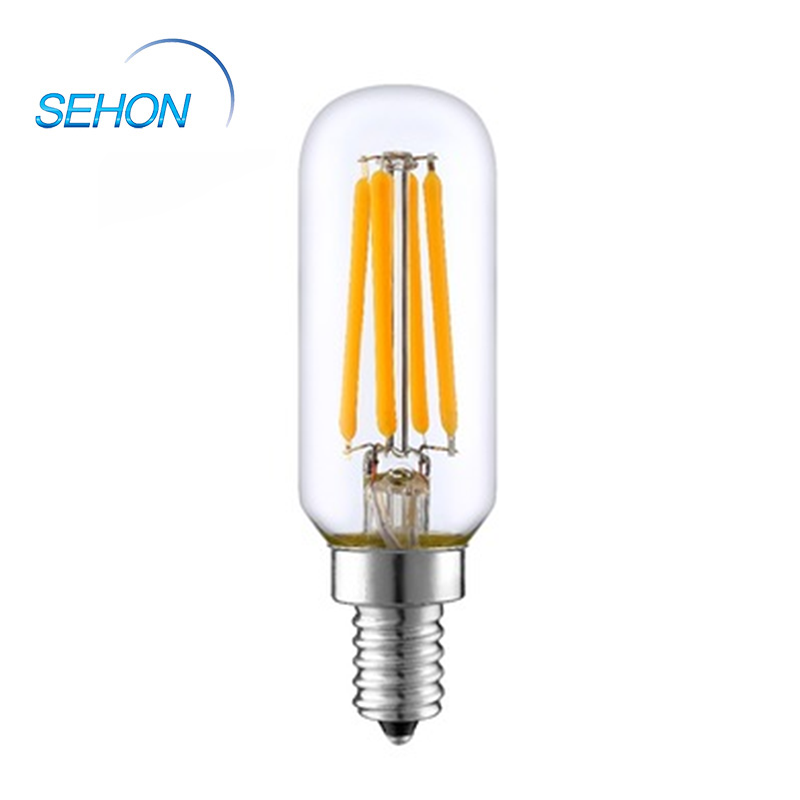 Newest Decorative LED Lights T25 Tubular LED Filament Lamp