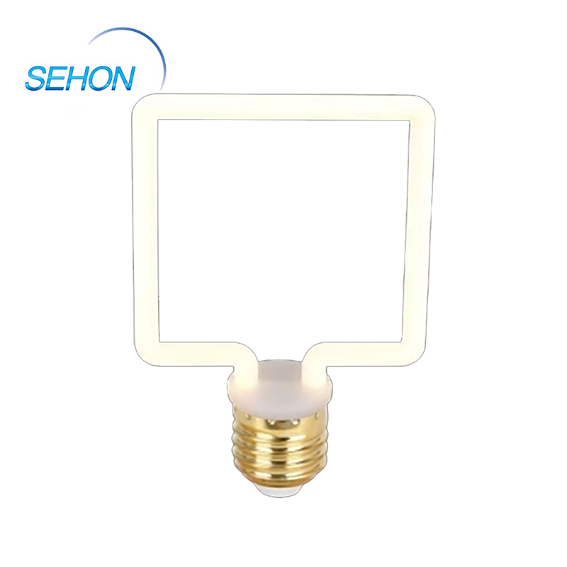 A06 LED Wire Filament Lamp Light Bulbs