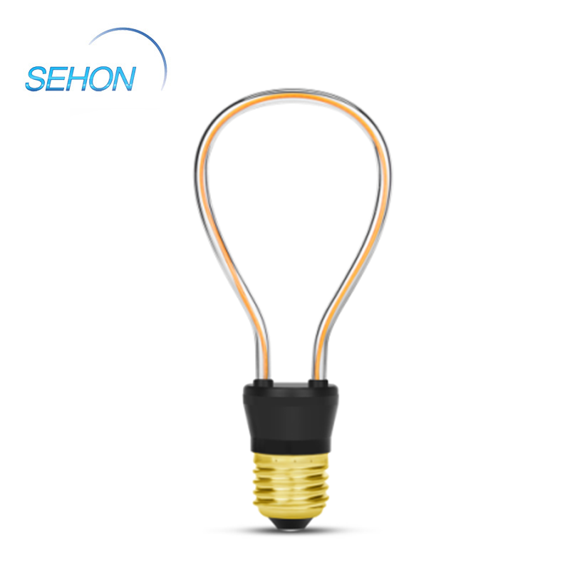 SH-Pear LED Flexible Modeling Filament Bulb Lighting
