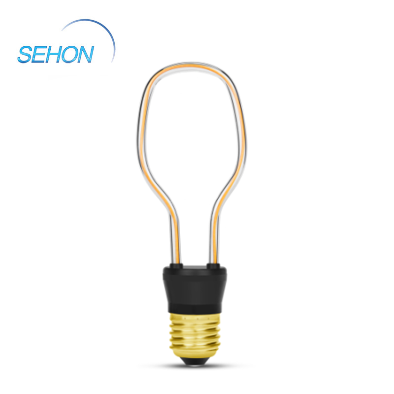 SH-Bottle LED Flexible Modeling Filament Bulb Edison Lights