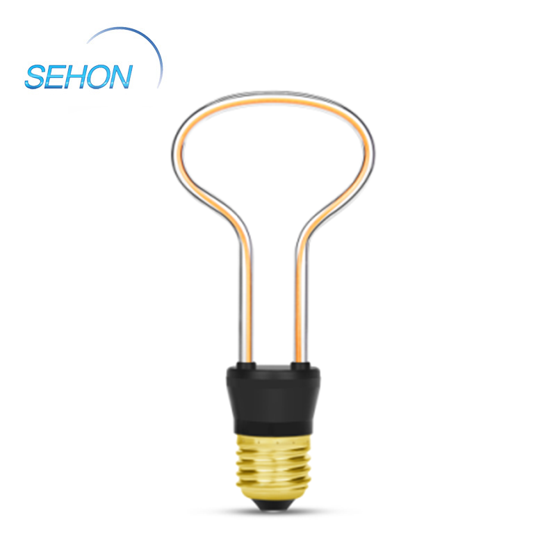 SH-Mushroom LED Flexible Modeling Filament Bulb Lamp