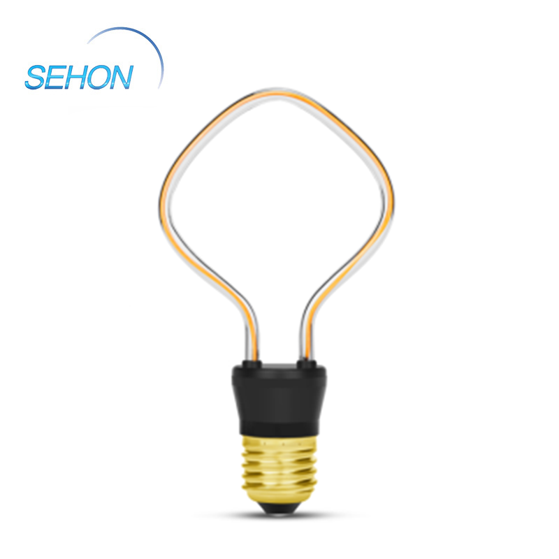 SH-Square LED Flexible Modeling Filament Light Bulbs