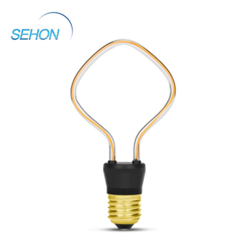 SH-Square LED Flexible Modeling Filament Light Bulbs
