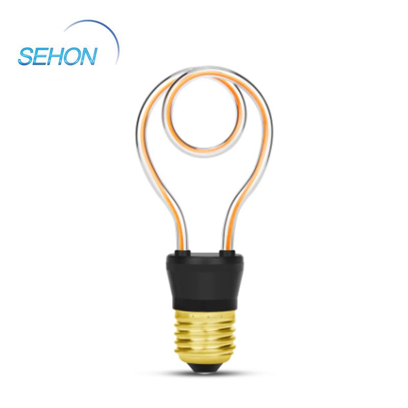 SH-D-round LED Flexible Modeling Decorative Light Filament Bulb
